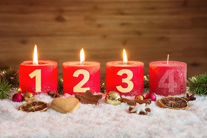 Dritter Advent (Adobe Stock)